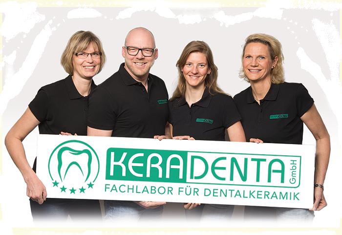 Team Keradenta Zahnersatz und Dentaltechnik